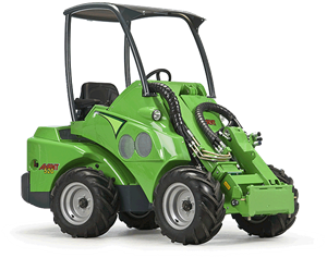 Avant 525 LPG Compact Loader (Indoor)