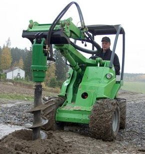 Avant Backhoes / Trenchers / Augers