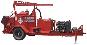 Crafco EZ Series II 500 Melter / Applicator