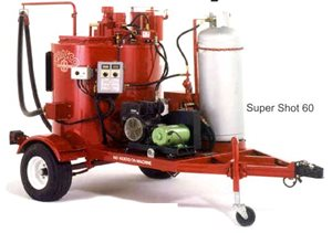 Crafco Super Shot 60 Melter / Applicator