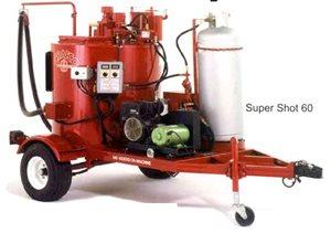 Crafco Super Shot 60 Melter / Applicator