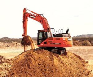 Doosan DX300LC-5 Crawler Excavator