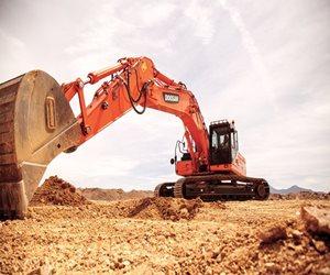 Doosan DX350LC-5 Crawler Excavator