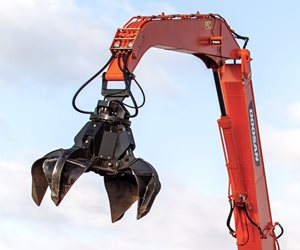 Doosan Grapple Attachment