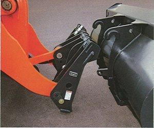 Doosan Hydraulic Quick Coupler