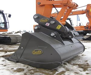 Doosan Heavy Duty Trenching Bucket