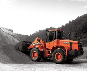 Doosan DL200-3 Wheel Loader