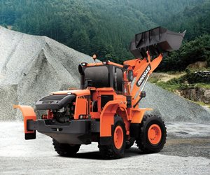 Doosan DL200TC-3 Wheel Loader