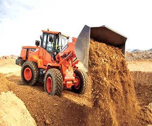 Doosan DL250-5 Wheel Loader