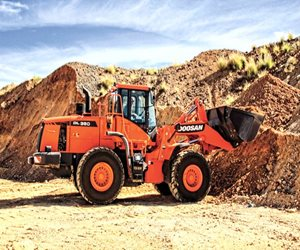 Doosan DL350-5 Wheel Loader