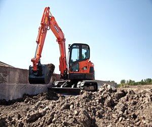 Doosan DX85R-3 Crawler Excavator