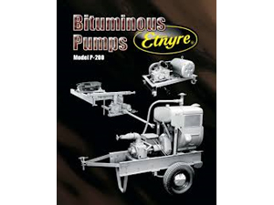 Etnyre P-200 Bituminous Pump