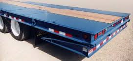 Etnyre SR-35 Hydraulic Ramp Trailer
