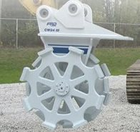 FRD CW 18 PIII Compaction Wheel