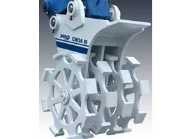 FRD CW 36 PIII Compaction Wheel