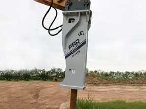 FRD Fx475 Qtv Large Series Hydraulic Breaker