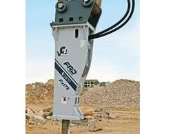 FRD Fx175 Qtv Large Hydraulic Breaker