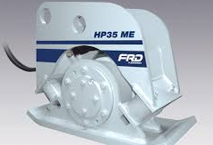 Paving Equipment - FRD HP35 ME Compactor / Driver
