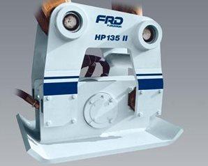 FRD HP135 II Compactor / Driver