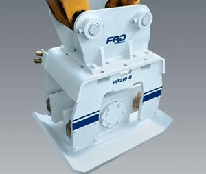 Paving Equipment - FRD HP210 II Compactor / Driver