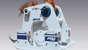 FRD HP75 Compactor / Driver