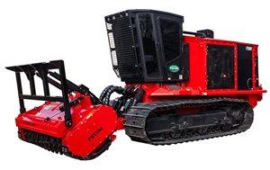 Fecon FTX600 Mulching Tractor