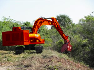 Fecon BHP170 Excavator Power Pack