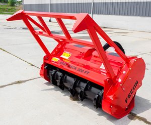 Fecon Bull Hog -Skid Steer Series