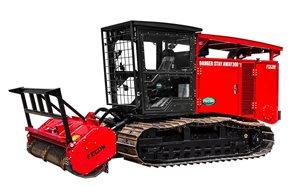 Fecon FTX290 Mulching Tractor