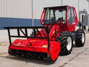 Fecon RTF230 Mulching Tractor