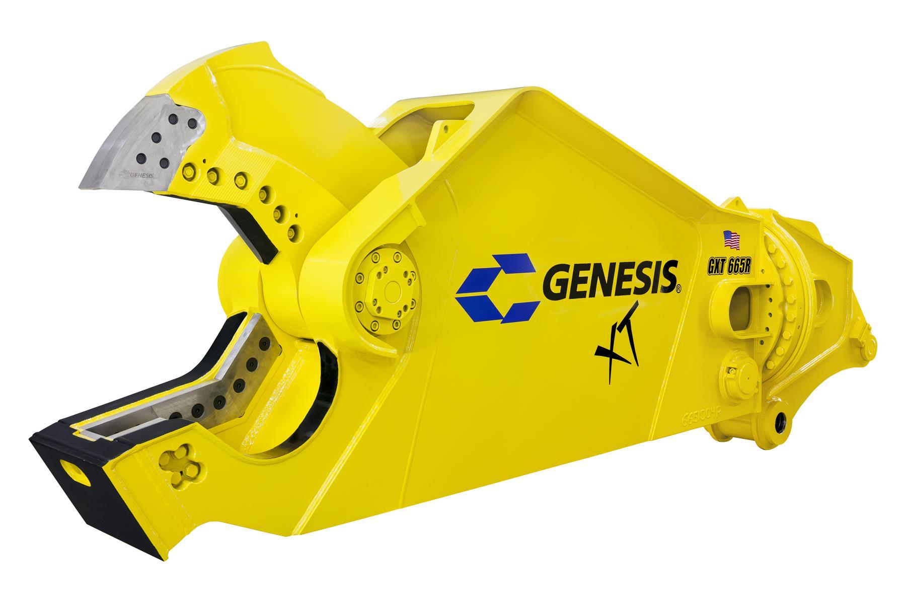 Genesis GXT 335R XT Mobile Shear