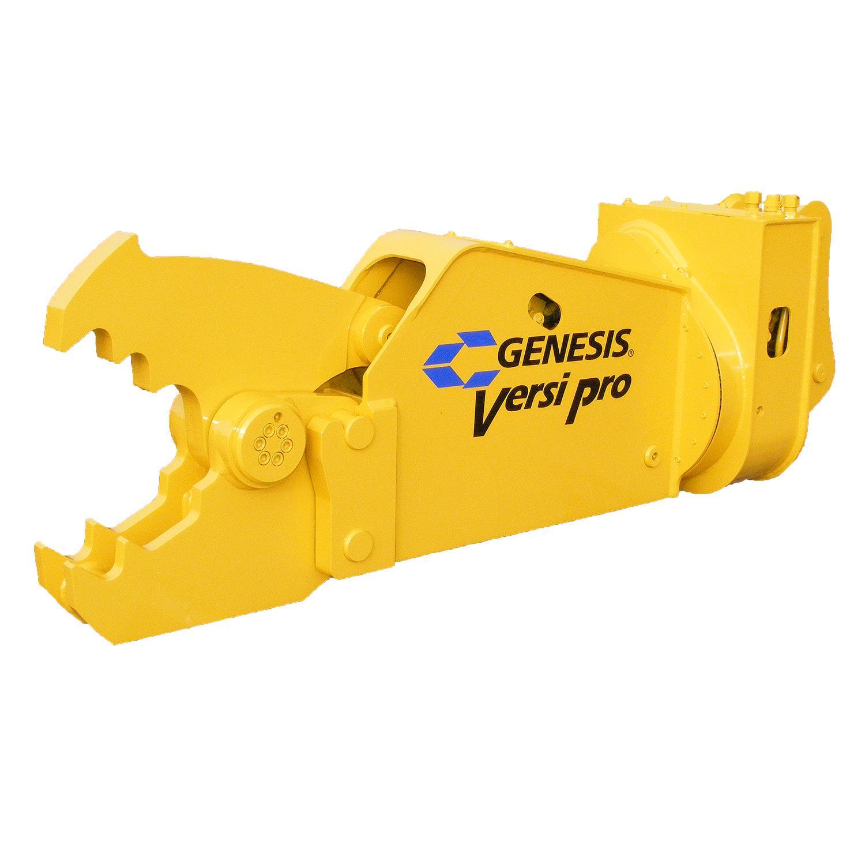 Genesis GVP 07 with Concrete Cracker Jaw
