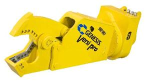 Genesis GVP 07 with Shear Jaw