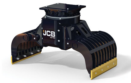 JCB Grabs/Grapples Information