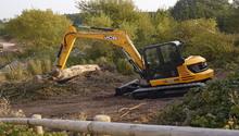 JCB 100C-1 Compact Excavator