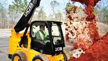 JCB 225 Skid Steer Loader