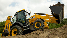JCB 3CX-17 Super Backhoe