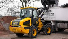 JCB 407 Wheel Loader