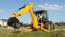 JCB 4CX-14 Super Backhoe Loader