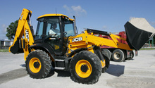 JCB 4CX-15 Super Backhoe Loader