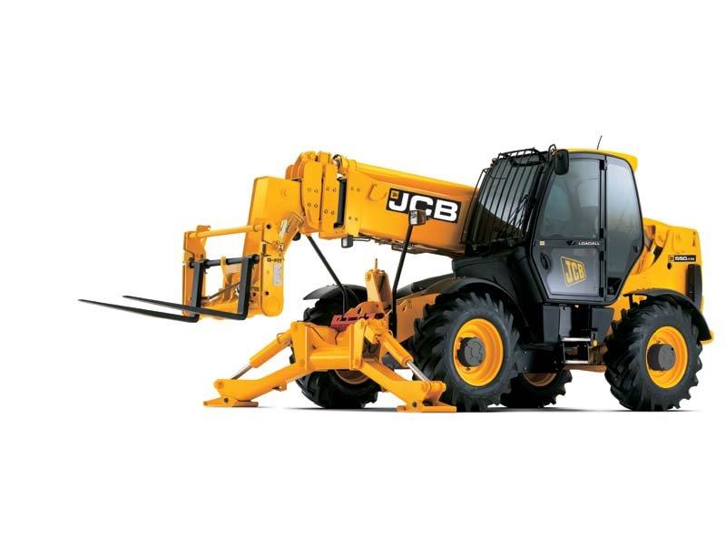 JCB 550-140 Telehandler