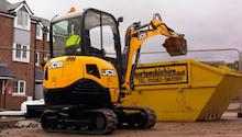 JCB 8029 CTS Mini Excavator