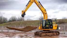 JCB JS160 Tracked Excavator
