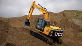 JCB JS190 Tracked Excavator