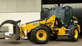 JCB TM220 AGRI Articulated Telescopic
