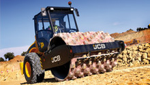 JCB VM 115PD Padfoot Vibrating Roller