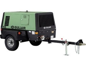 Sullair 185 Portable Air Compressor