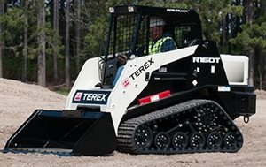 Terex R160T Compact Track Loader