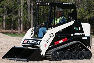 Terex R070T Compact Track Loader
