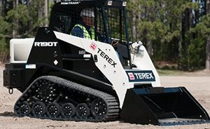 Terex R190T Compact Track Loader